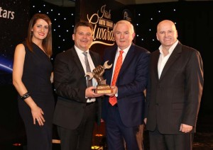 Award 20 Bodyshop Tools and Equip Supplier of the Year