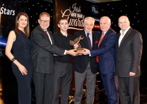 Award 21 Bodyshop Consumables Brand of the year 1